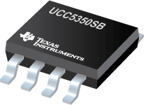 5A/5A, 3-kVRMS Single-Channel Isolated Gate Driver With Split Output - UCC5350SB