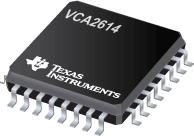 Datasheet Texas Instruments VCA2614Y/250