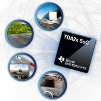 TI推动客户应用发展,加强自动驾驶体验,减少碰撞事故