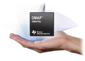 OMAP35x Chip