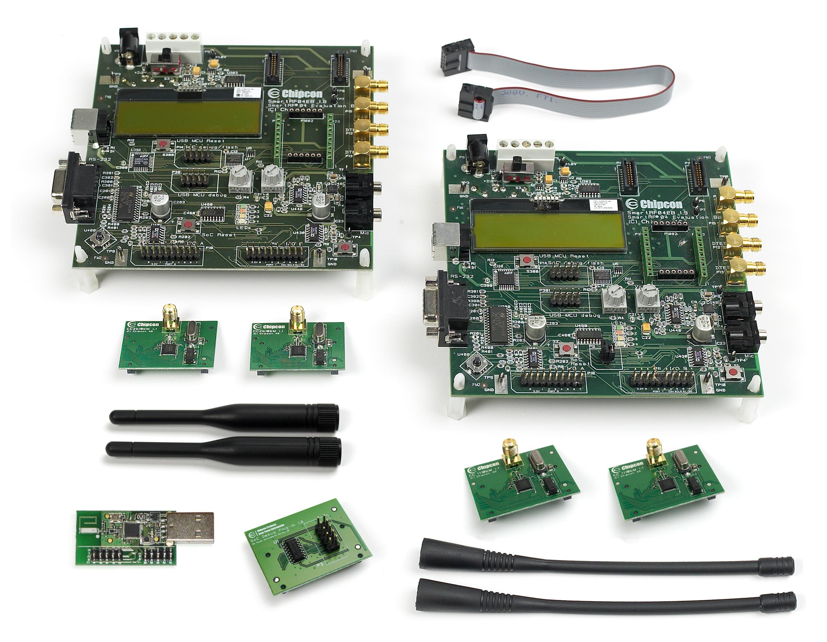 Cc1110-cc1111 | microcontroller | analog to digital converter.