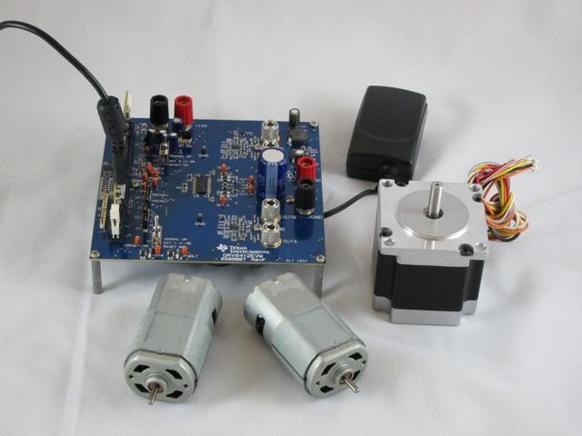 Готовое решение для управления электродвигателями, включающее в себя...
