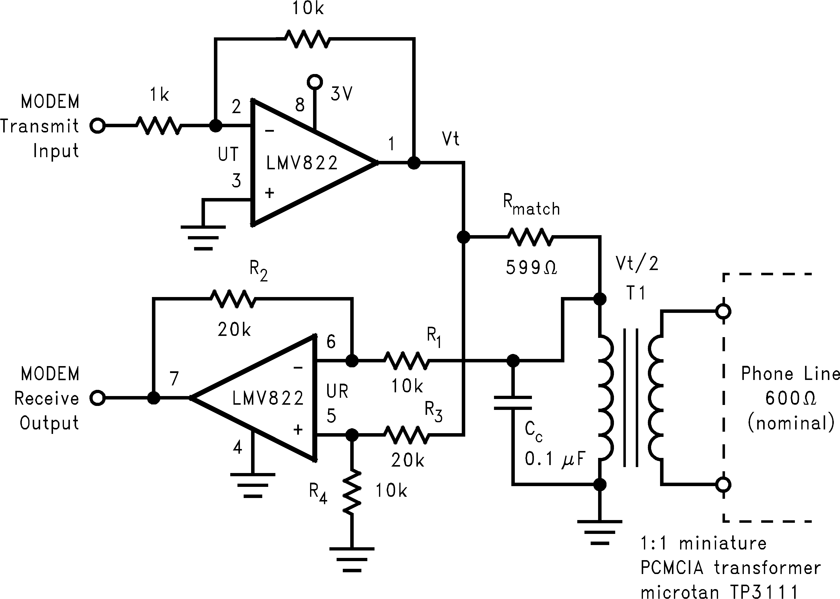 Telephone line lifier circuit diagram 4k wallpapers 8 2 1 telephone line transceiver lmv824 n datasheet low vole low power rro 5 mhz op s ti easy telephone lifiers circuit pooptronica