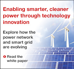 Enabling smarter, cleaner power through technology innovation
