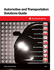 Automotive and Transportation Selection Guide
